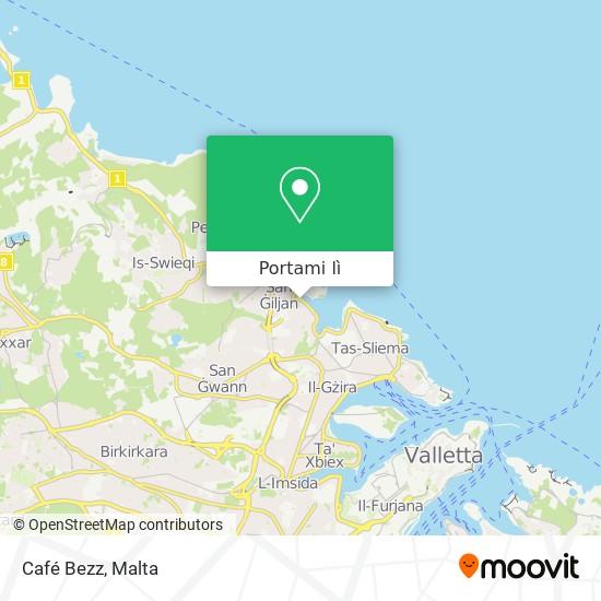 Mappa Café Bezz