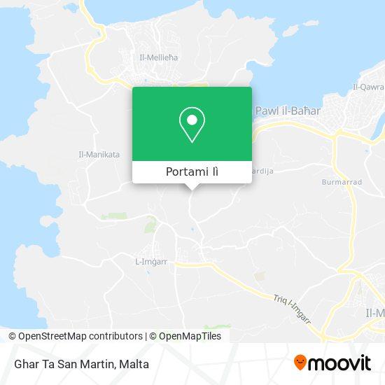 Mappa Ghar Ta San Martin