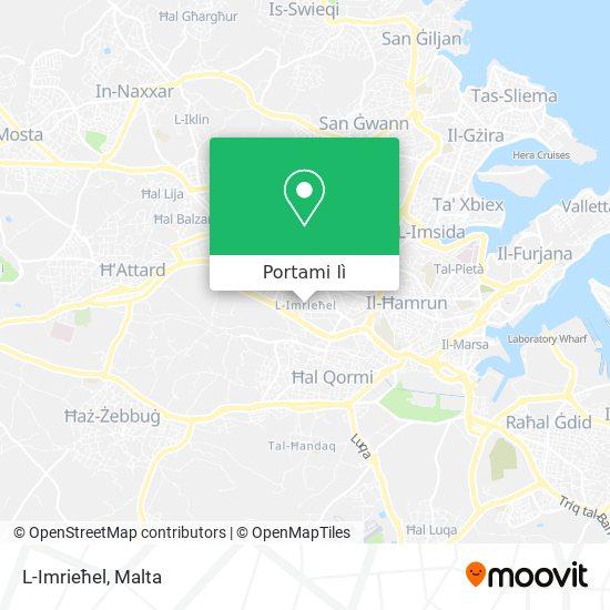 Mappa Mrieħel