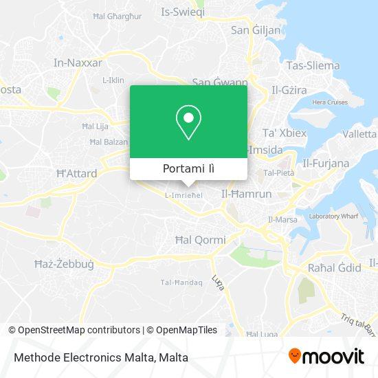 Mappa Methode Electronics Malta