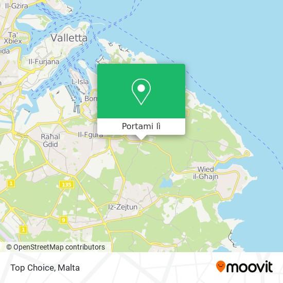 Mappa Top Choice