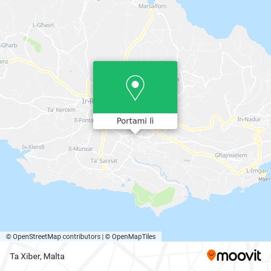 Mappa Ta Xiber