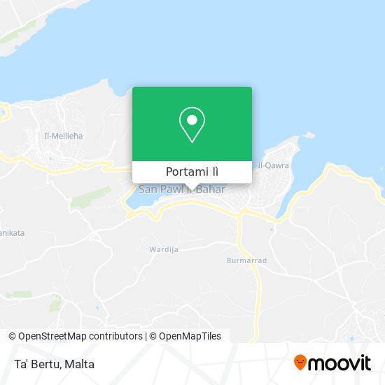 Mappa Ta' Bertu