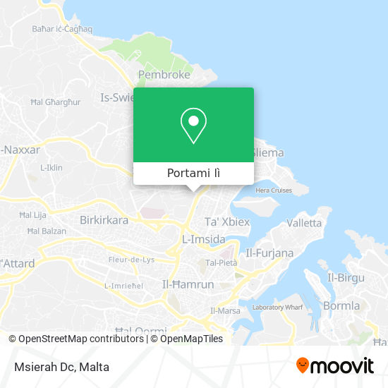Mappa Msierah Dc