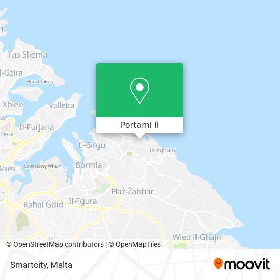 Mappa Smartcity
