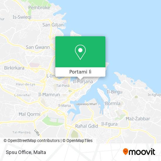 Mappa Spsu Office