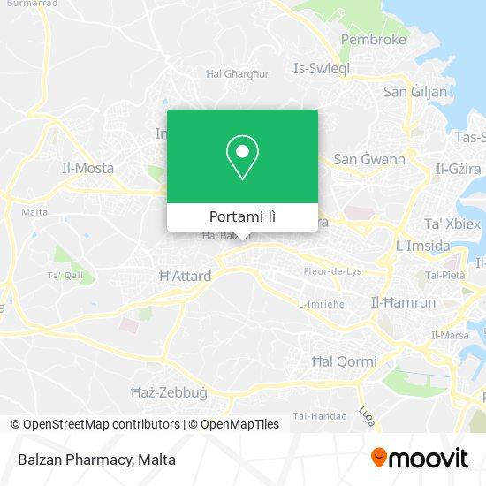 Mappa Balzan Pharmacy