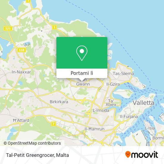 Mappa Tal-Petit Greengrocer