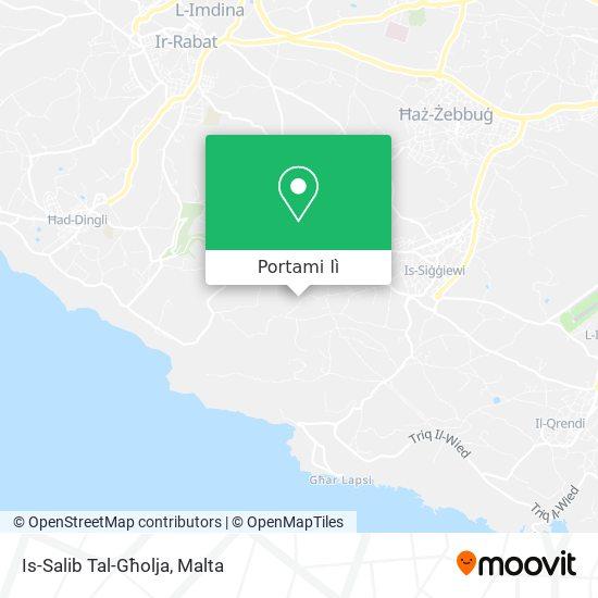 Mappa Laferla Cross