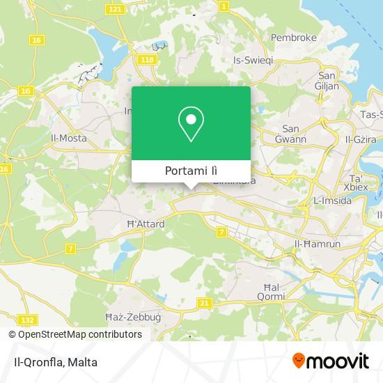 Mappa Il-Qronfla