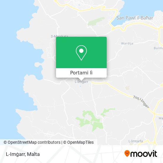 Mappa L-Imġarr