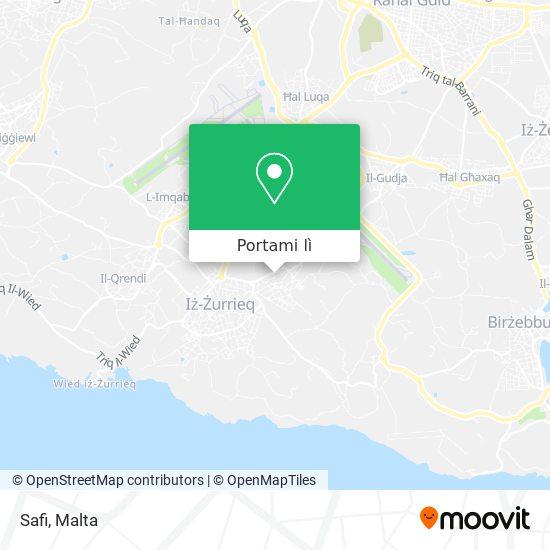 Mappa Safi