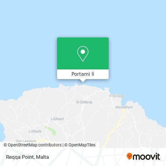 Mappa Reqqa Point