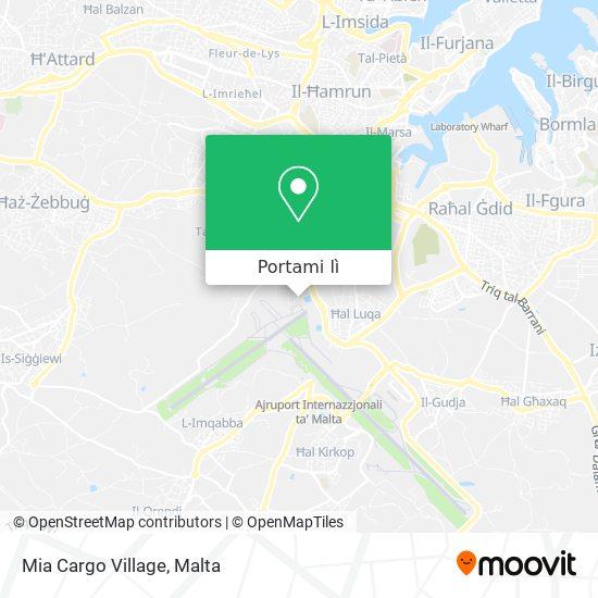 Mappa Mia Cargo Village