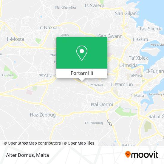 Mappa Alter Domus