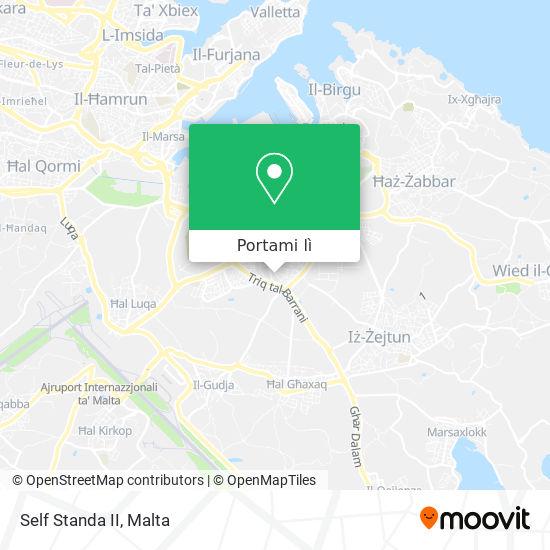 Mappa Self Standa II