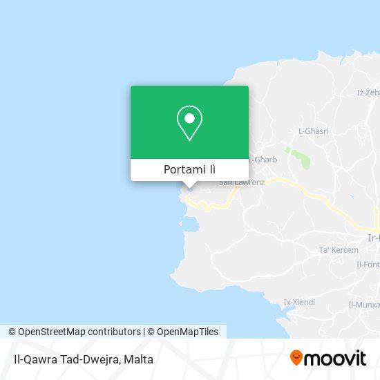 Mappa Inland Sea