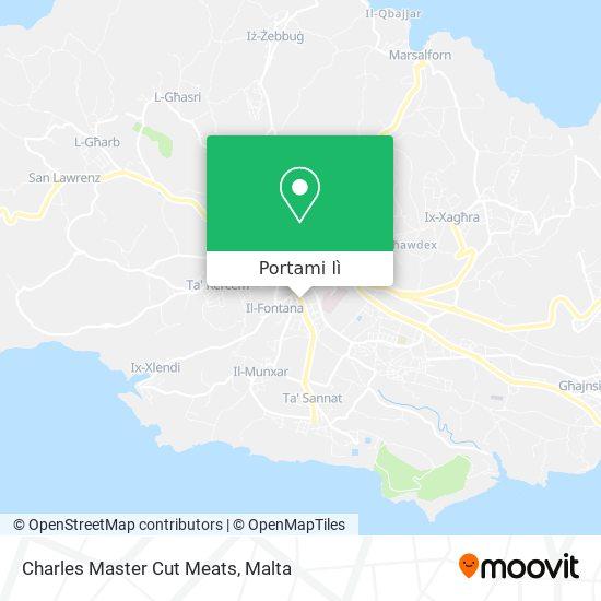 Mappa Charles Master Cut Meats