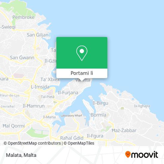 Mappa Malata