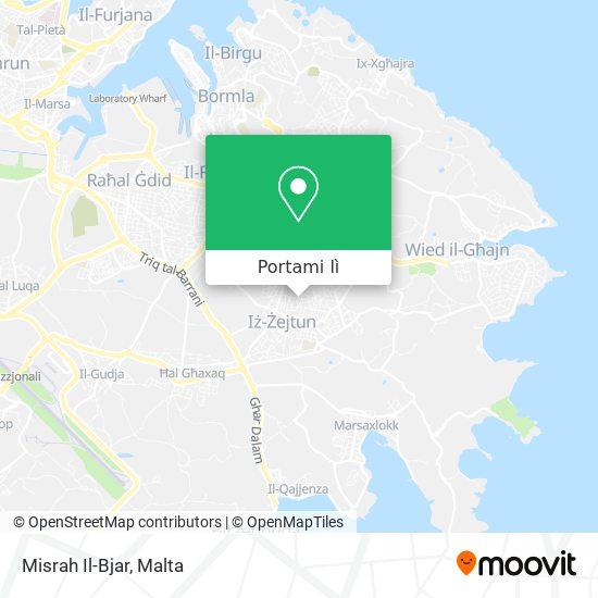 Mappa Misrah Il-Bjar