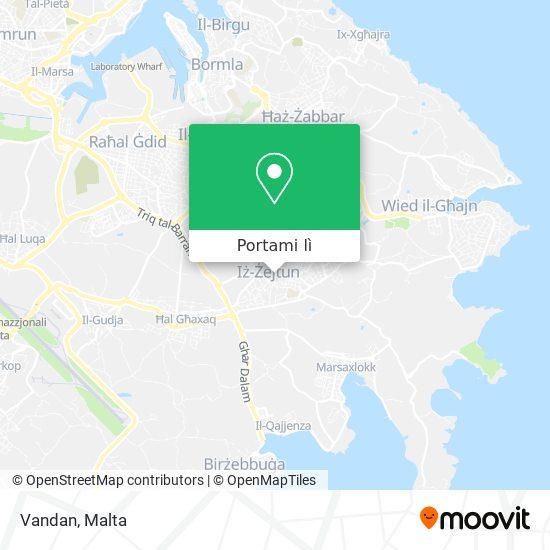 Mappa Vandan