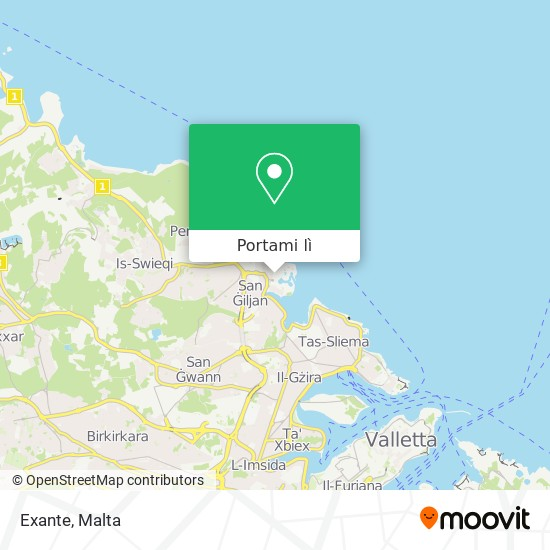 Mappa Exante