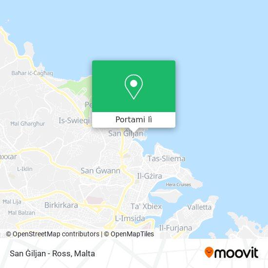 Mappa Ross