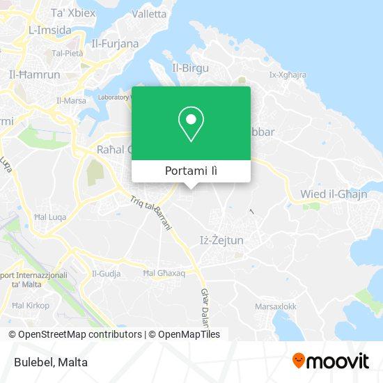 Mappa Bulebel
