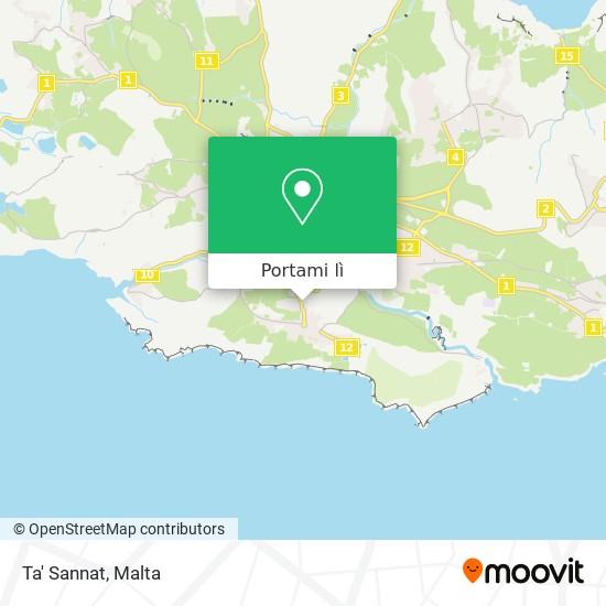 Mappa Ta' Sannat
