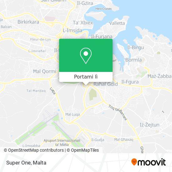 Mappa Super One