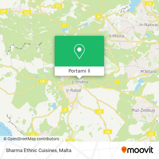 Mappa Sharma Ethnic Cuisines