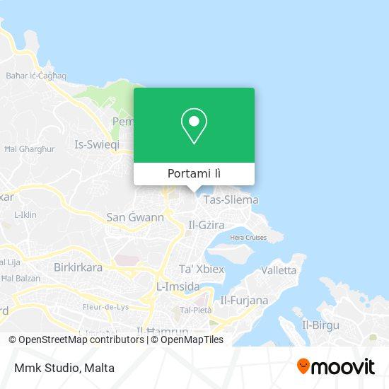Mappa Mmk Studio