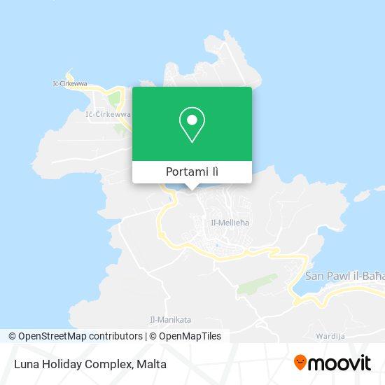 Mappa Luna Holiday Complex