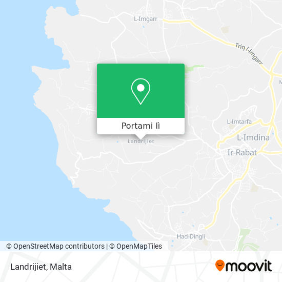 Mappa Landrijiet
