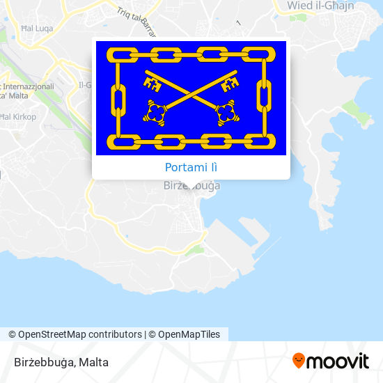 Mappa Birżebbuġa