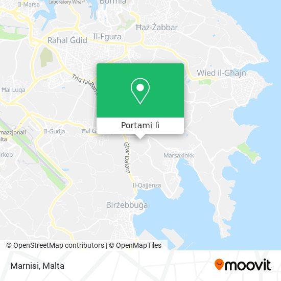 Mappa Marnisi