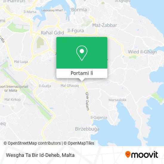 Mappa Wesgha Ta Bir Id-Deheb