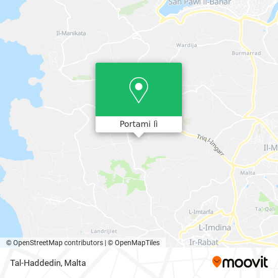 Mappa Tal-Haddedin