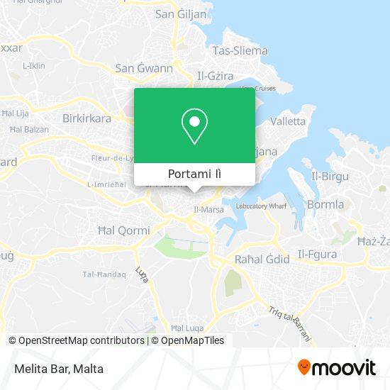 Mappa Melita Bar
