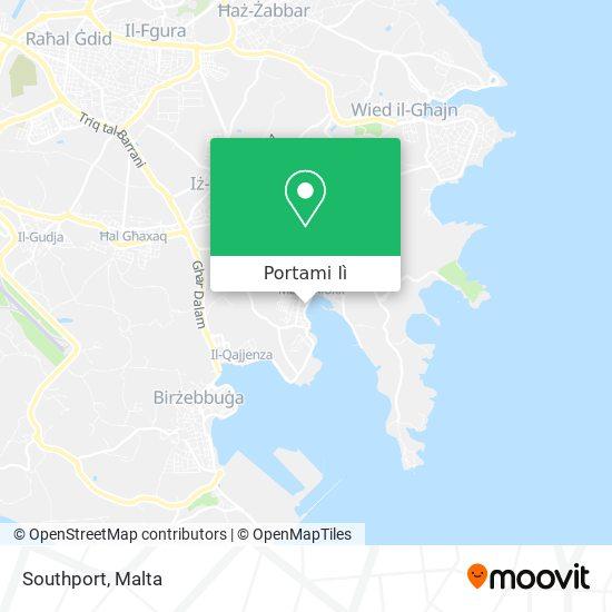 Mappa Southport