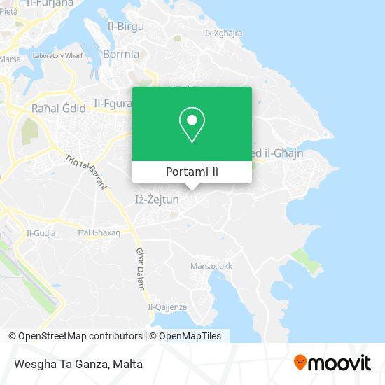 Mappa Wesgha Ta Ganza