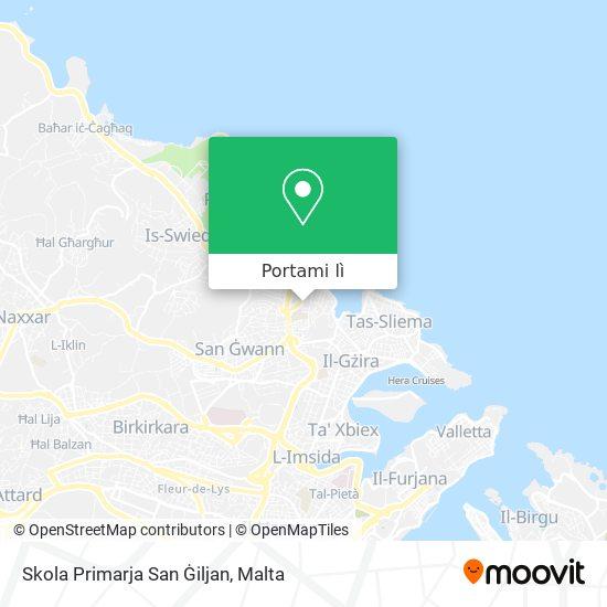 Mappa St. Julian's Primary School