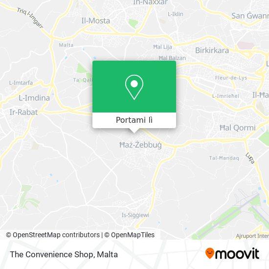Mappa The Convenience Shop
