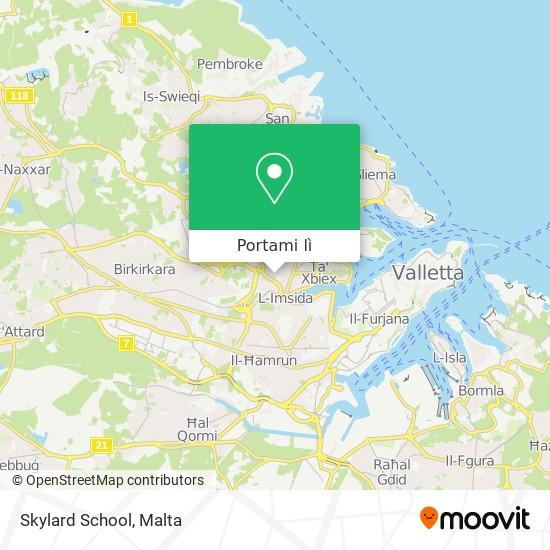 Mappa Skylard School