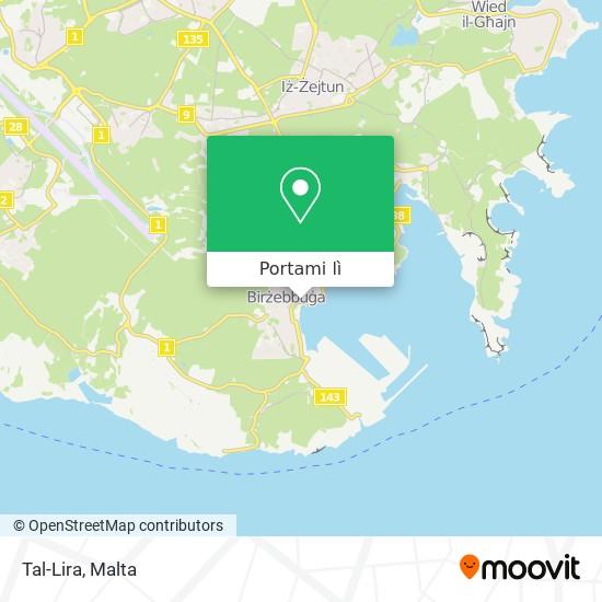 Mappa Tal-Lira