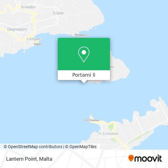 Mappa Lantern Point