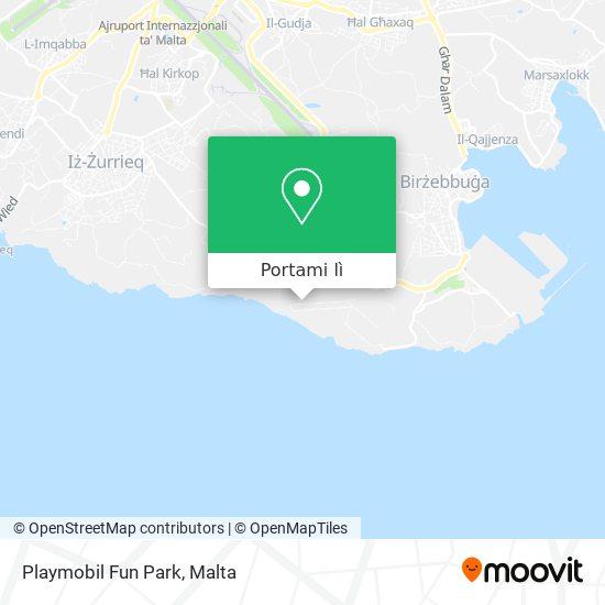 Mappa Playmobil Fun Parck