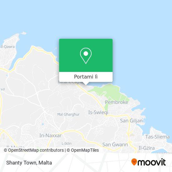 Mappa Shanty Town