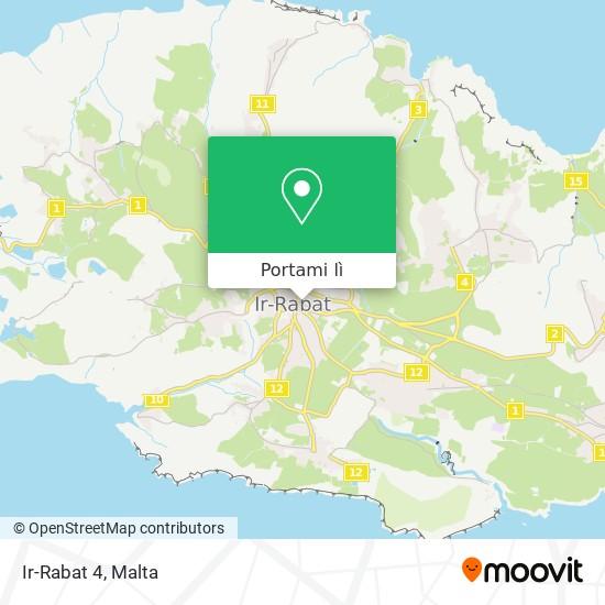 Mappa Ir-Rabat 4