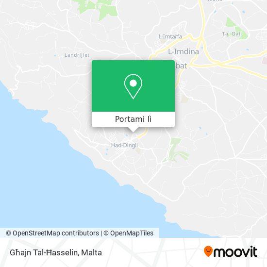 Mappa Ghajn Tal-Hasselin